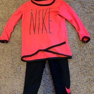 Toddler Girls Nike Outfit